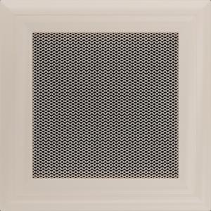 KRATKA kominkowa OSKAR 17x17 kremowa