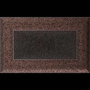 KRATKA kominkowa 11x17 Oskar miedziana malowana