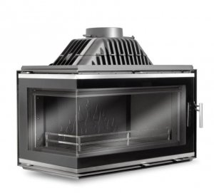 KAWMET Wkład kominkowy Corner-W16-L premium 14,7 kW