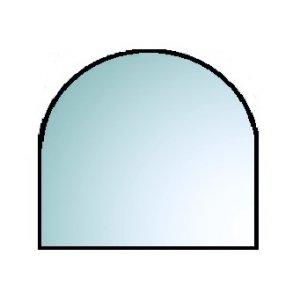 A4 100 BD, podstawa szklana pod piec wolnostojący