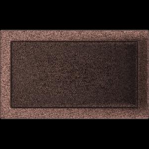 KRATKA kominkowa 22x37 miedziana