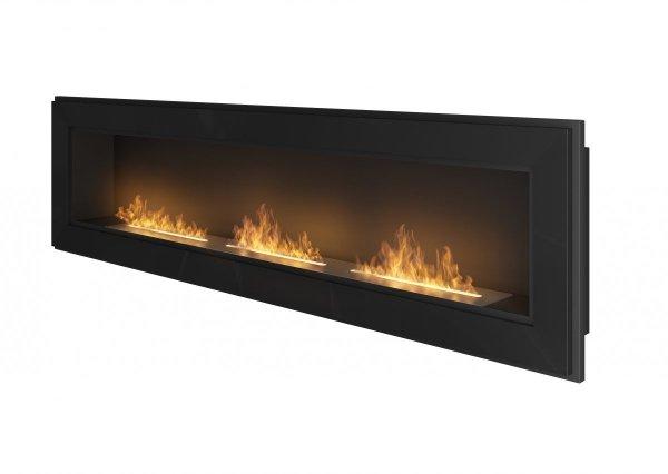 SIMPLE FIRE FRAME 1800 CZARNY