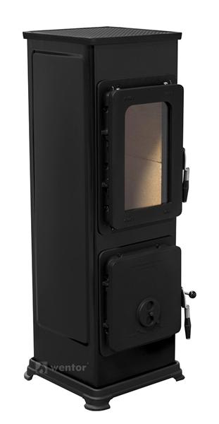 THORMA BOZEN 5 kW - czarny