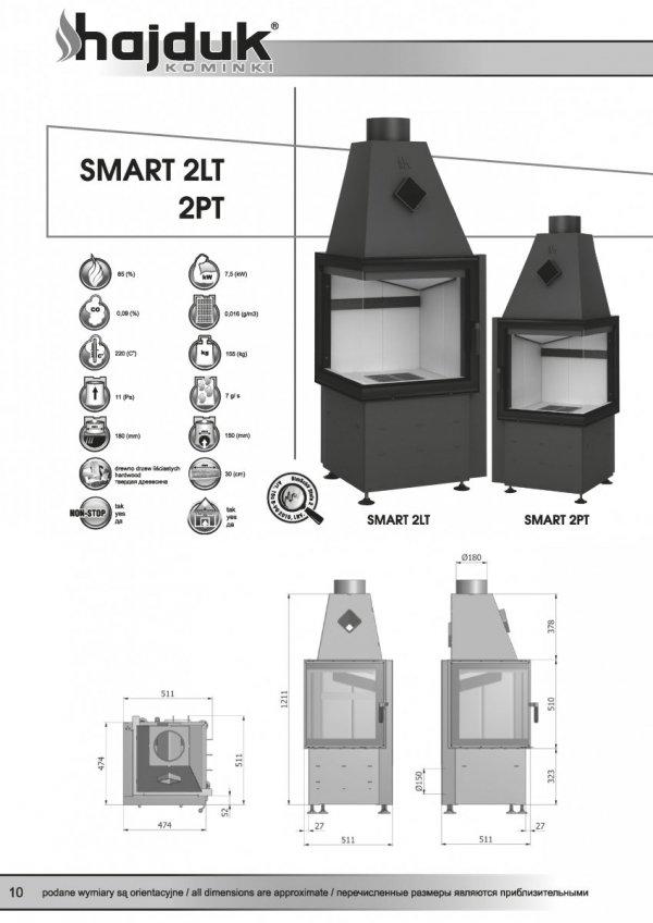 HAJDUK Smart 2LT