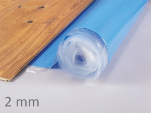 MULTI HEAT - Podkład elastyczny z pianki polietylenowej 2mm