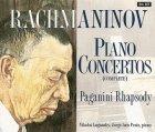 Rachmaninov - Piano Concertos (Complete), Paganini Rhapsody (2CD)