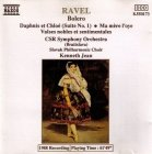 Ravel - CSR Symphony Orchestra (Bratislava), Slovak Philharmonic Choir, Kenneth Jean - Bolero, Daphnis Et Chloé (Suite No. 1) Ma Mère L'oye, Valses Nobles Et Sentimentales (CD)