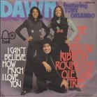 Dawn Ft. Tony Orlando - Tie A Yellow Ribbon Round The Ole Oak Tree (7'')
