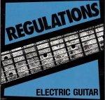 Regulations - Electric Guitar (CD)