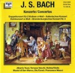 J. S. Bach - Konzerte / Concertos (CD)