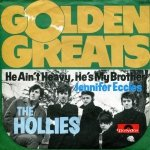 The Hollies - He Ain't Heavy, He's My Brother / Jennifer Eccles (7)