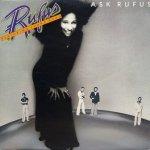 Rufus Featuring Chaka Khan - Ask Rufus (LP)