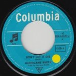 Hurricane Smith - Don't Let It Die (7'')