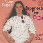 Andrea Jürgens - Japanese Boy (7'')