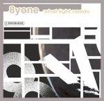 8yone - What Light Needs (CD)