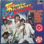 Tielman Brothers - Rock And Roll, Our First Love (LP)