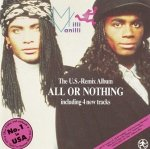 Milli Vanilli - All Or Nothing - The U.S. Remix Album (CD)