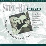 Swing To Bop: Guitars In Flight (CD)