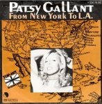 Patsy Gallant - From New York To L.A. (7'')