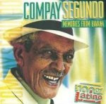 Compay Segundo - Memories From Havana (CD)