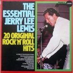 Jerry Lee Lewis - The Essential Jerry Lee Lewis - 20 Original Rock'n'Roll Hits (LP)