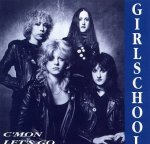 Girlschool - C'Mon Let's Go (CD)