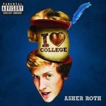 Asher Roth - I Love College (12'')
