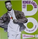 Redhead Kingpin And F.B.I. - Do The Right Thing (12'')