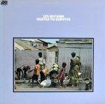 Les McCann - Hustle To Survive (LP)