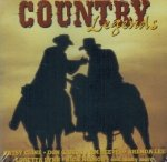 Country Legends - Patsy Cline, Don Gibson, Jim Reeves, Brenda Lee, Loretta Lynn, Rick Nelson and Many More (CD)
