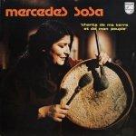 Mercedes Sosa - Chants De Ma Terre Et De Mon Peuple (LP)