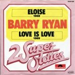 Barry Ryan - Eloise / Love Is Love (7)