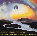Oliver Serano-Alve - Minho Valley Fantasies (CD)