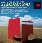 Almanac 1992 Highlights Of The Year (CD)