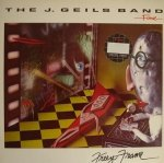 The J. Geils Band - Freeze Frame (LP)