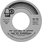 The 5th Dimension- One Less Bell To Answer / Feelin' Alright? (7)