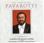 Pavarotti - The Essential Pavarotti (CD)