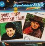 Paul Anka / Frankie Laine - Paul Anka / Frankie Laine (LP)