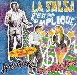 La Salsa C'est Pas Complique - Azuquita (CD)