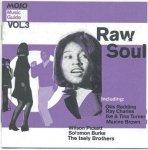 Raw Soul (Music Guide Vol.3) (CD)