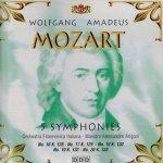 W. A. Mozart - 46 Symphonies Vol. 4 (CD)