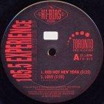 105,5 Experience - Rhythm Method EP (12'')