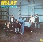 Bakertrain - Delay (LP)
