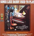 The Dealer's Choice - Songs Like Daddy Used To Play (LP)