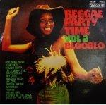 Blooblo - Reggae Party Time Vol 2 (LP)