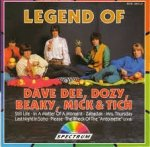 Dave Dee, Dozy, Beaky, Mick & Tich - Legend Of Dave Dee, Dozy, Beaky, Mick & Tich (CD)