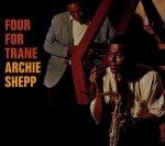 Archie Shepp - Four For Trane (CD)