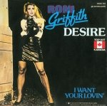 Roni Griffith - Desire (7'')
