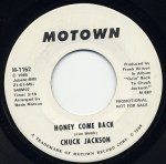 Chuck Jackson - Honey Come Back (7)