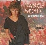 Nancy Boyd - Do What You Want (7'')